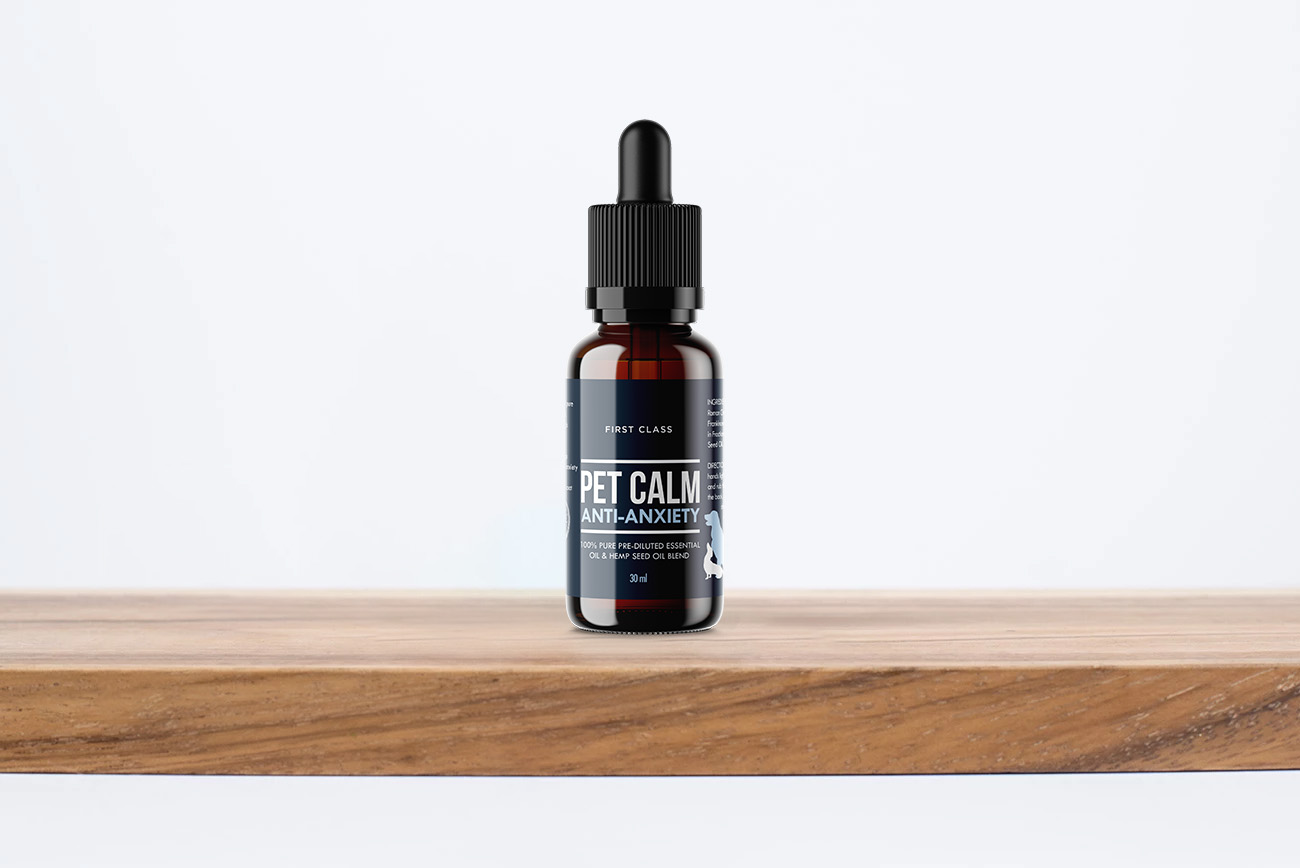 Pet Calm 30ml Blend